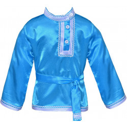 "Chemise traditionnelle russe ""Micha"". COCTUME TRADITIONNEL RUSSE."