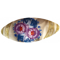 Barrette cheveux originale russe.