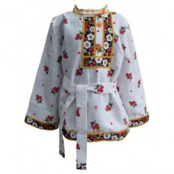 "COSTUME TRADITIONNEL RUSSE. Chemise traditionnelle russe ""DANILKA"""