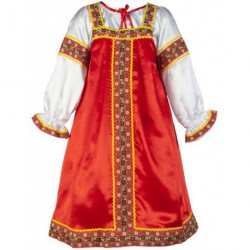 "Costume traditionnel russe pour fille ""Varenka"""