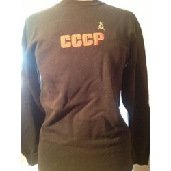 Sweat-shirt mixte CCCP